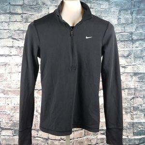 Nike Fit Dry Half Zip Jacket Small Women's